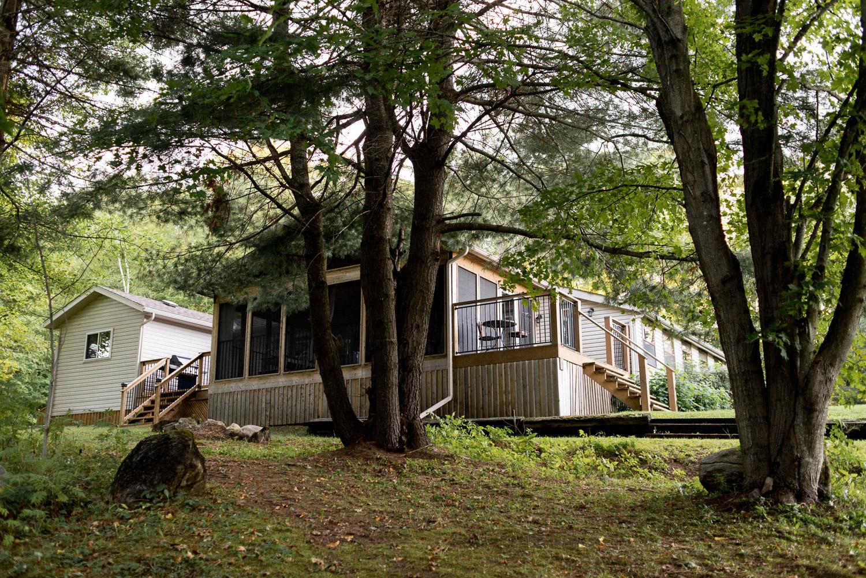 beautiful Ontario cottage