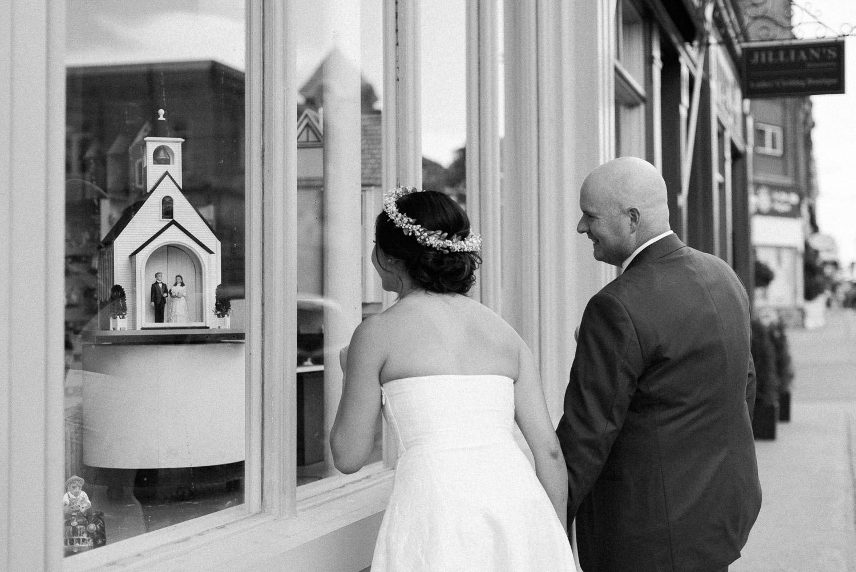 port perry wedding